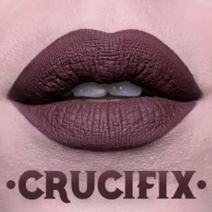 CRUCIFIX Kat Von D MINI Studded Kiss Creme Lip